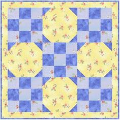 Beginner Baby Quilt Patterns   Sweet Baby Quilt Pattern for Beginners