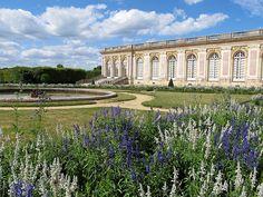 Le Grand Trianon Garden, Versailles