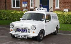 1977 Police Mini Van