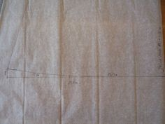 Áčková sukně - jak si připravit střih a ušít si ji Sewing Patterns, Patron De Couture, Dress Patterns