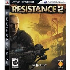 SONY PLAYSTATION Resistance 2 for PS3 (Video Game)