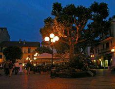 Stresa Italy on Lago Maggiore