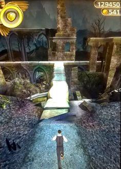 Dark Forest- App Art Favorites Temple Run: Oz