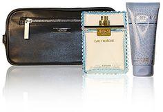 Eau Fraiche For Men By Gianni Versace Gift Set