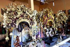 traditional Indonesian wedding head dresses