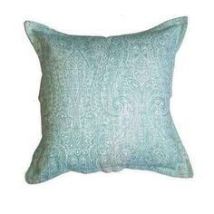 Browse a large selection of scatter cushions for home decorating, ranging from simple stripes, monochrome designs, to vibrant and colourful prints. Scatter Cushions, Throw Pillows, Paisley, Aqua, Prints, Textiles, Hairstyles, Design, Home Decor