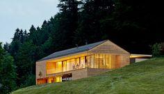 Häuser Award 2011, 1.Preis: Haus am Hang, Dornbirn, Austria, (Büro…