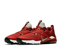 new arrival 0b21d 04a34 Nike Ohio State Buckeyes Zoom Train Command Shoes Mens 11.5 Red  Nike   RunningCrossTraining