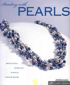 Beading with Pearls - Бисероплетение - Журналы по рукоделию - Страна рукоделия