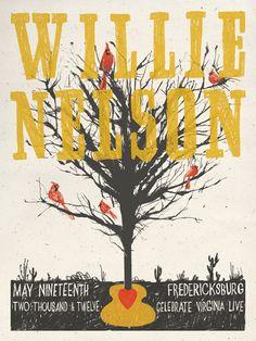 Willie Nelson.