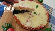Kahvaltilik Yumurtali Bayat Ekmek Pizzasi