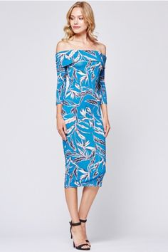 Yumi Kim C'est La Vie Jersey Dress- Harvest Moon Ink
