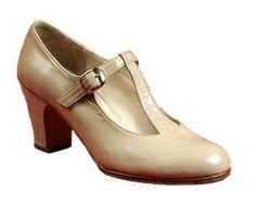ModeloTaranto - professional  Zapatos de flamenco Don Flamenco shoes  - Desde 98,00 € Character Shoes, Dance Shoes, Ballet, Flats, How To Wear, Women, Happy, Fashion, Models