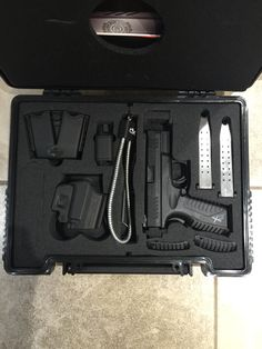 Springfield xdm 3.8 9mm 19 round + 1 chamber