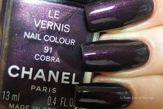 Chanel Le Vernis 91 COBRA