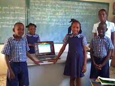 $10 Provides student computer and wiki training for one year - Provide Technology for Haitian Students