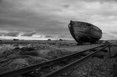 Desolate Dungeness