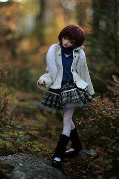 a walk in the woods ii by ~amomiu on deviantART