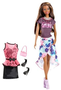Barbie® Fashionistas™ 36 Chic with a Wink Doll & Fashions ...