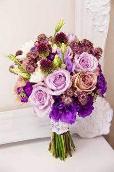 12 Stunning Wedding Bouquets - 32nd Edition | bellethemagazine.com