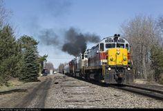 RailPictures.Net Photo: DL 2452 Delaware Lackawanna Alco C425 at Tobyhanna, Pennsylvania by John McCloskey Jr.