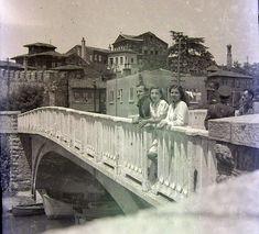Anadolu hisarı.Göksu deresi köprüsü. Old Pictures, Old Photos, Harbin, Istanbul, Vintage Photographs, Once Upon A Time, Nostalgia, City, Photography