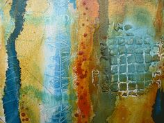 textured painting techniques - Google Search