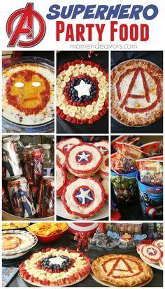 Avengers Superhero P