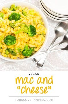This plant-based mac and cheese is guilt-free, creamy, and healthy.