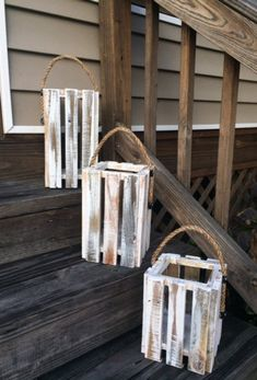 Rustic Shed Heads is offering you these gorgeous White Washed Lantern Candle Holders in a set of 3 . The Rustic White Washed, Pallet Lanterns measurements Lantern Candle Holders, Candle Holder Set, Candle Lanterns, Rustic Lanterns, Homemade Candle Holders, Rustic Candle Holders, Candle Sconces, Into The Woods, Diy Pallet Projects