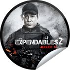 Sandra Bee's The Expendables Jet Li as Yin Yang Sticker Jet Li, When Things Go Wrong, The Expendables, Make New Friends, The Villain, Meeting New People, Yin Yang, Revenge, Stickers