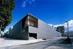 iarquitectos.es: El Círculo de Bellas Artes repasa la obra del arquitecto navarro Francisco Mangado