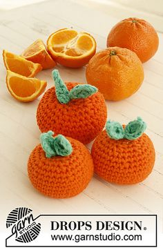 Tangerine Dreams - Clementine in Paris by DROPS design
