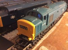 37 130 BR Blue by Triang Acquired from friend on FB 14/10/15