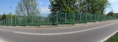 Photovoltaic Noise Barrier in Munich | Noise barriers and noise protection wall of KOHLHAUER
