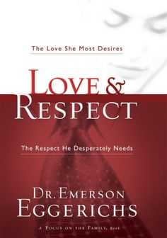 Great book on marriage covering two key issues found in Ephesians 5:33.