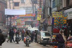 Vanarasi street view
