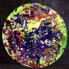 d=25cm, Holz Artist At Work, Vegetable Pizza, Vegetables, Light Art, Timber Wood, Vegetable Recipes, Veggies