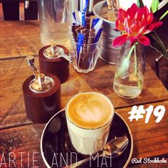 Artie and Mai. Brisbane. 365 coffees. 365 cafes. 365 days.