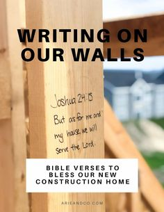 We Wrote on Our Walls - Arie + Co.