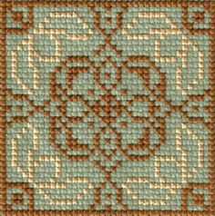 From apple to zebra: Cross stitch patterns created by Connie Barwick for About.com