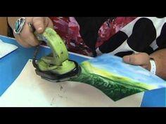 encaustic art lesson 04 - get bigger - YouTube