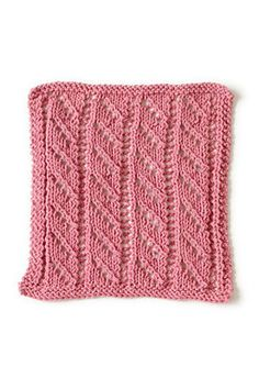 1c9d4f508 30 Best Dishcloth and Washcloth Knitting Patterns images
