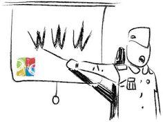 Strategie Web  Disegno di Giacomo Bevilacqua.