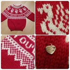 Bilderesultat for liverpool genser oppskrift Liverpool Fc, Knitting, Holiday Decor, Cards, Education, Tejidos, Tricot, Breien, Weaving