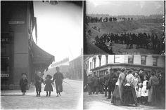 Cardiff communities, 1890s-1900s.