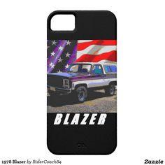 1978 Blazer iPhone SE/5/5s Case