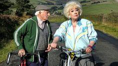 "Last of the Summer Wine's Harold & Marina ""Happy Camping"" episode"
