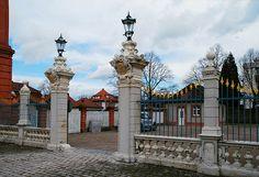 Schloss Bruchsal gate