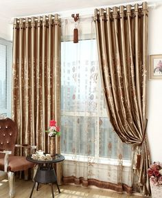 7 Luxurious Blackout Curtain Ideas That Will Turn Your Window into a Piece of Art Grommet Curtains, Blackout Curtains, Long Hours, Top Interior Designers, Curtain Ideas, How To Stay Awake, Home Decor Trends, Art Pieces, Sleep